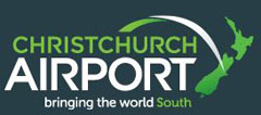 chchairport Logo