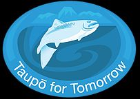 taupofortomorrow Logo